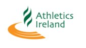 Athletics Ireland Website